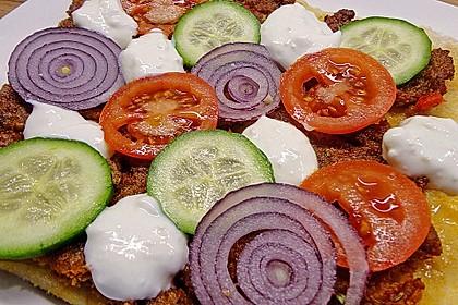Türkische Pizza 11