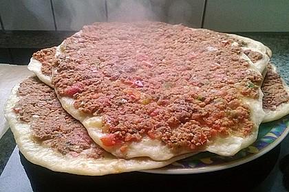 Türkische Pizza 15