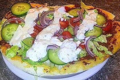 Türkische Pizza 1