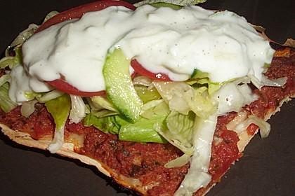 Türkische Pizza 12