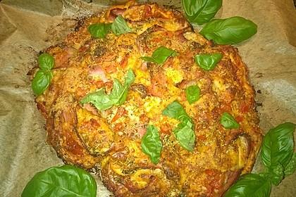Schnelle Pizzaschnecken 5