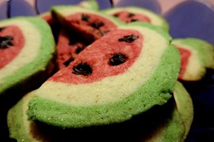 Wassermelonenspaltenkekse 10