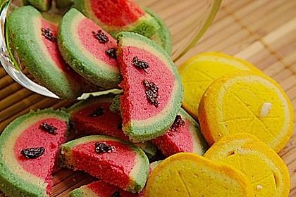 Wassermelonenspaltenkekse 2