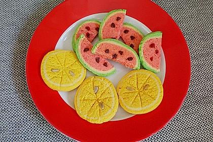 Wassermelonenspaltenkekse 6