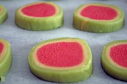 Wassermelonenspaltenkekse 9