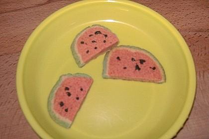 Wassermelonenspaltenkekse 16