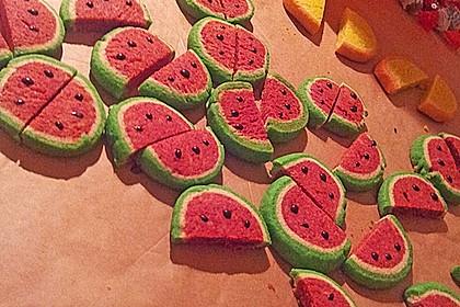 Wassermelonenspaltenkekse 8