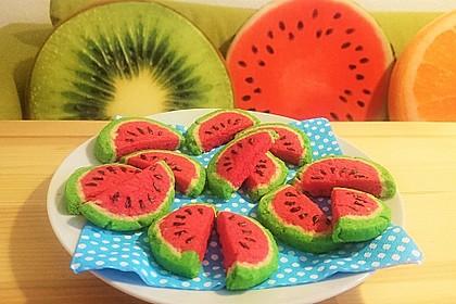 Wassermelonenspaltenkekse 7