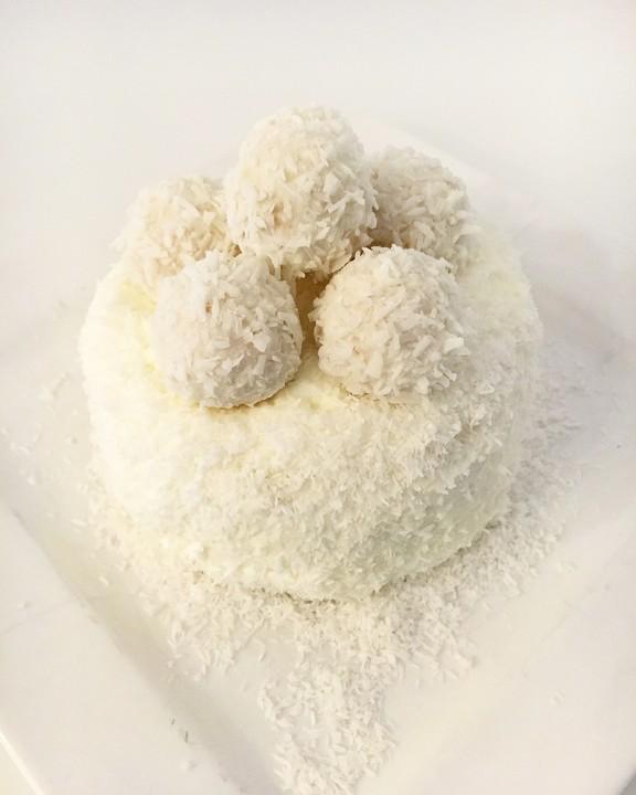 Raffaello-Kuchen mit Cremefüllung | Chefkoch.de