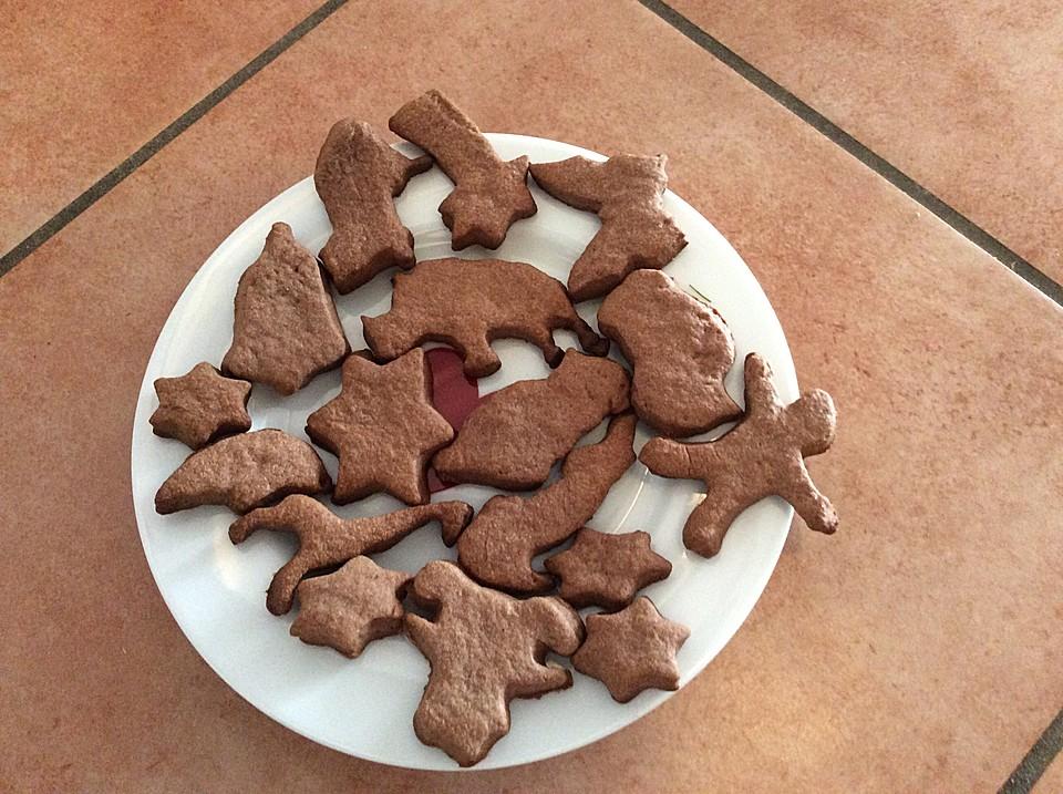Rezept schoko kekse ausstechen