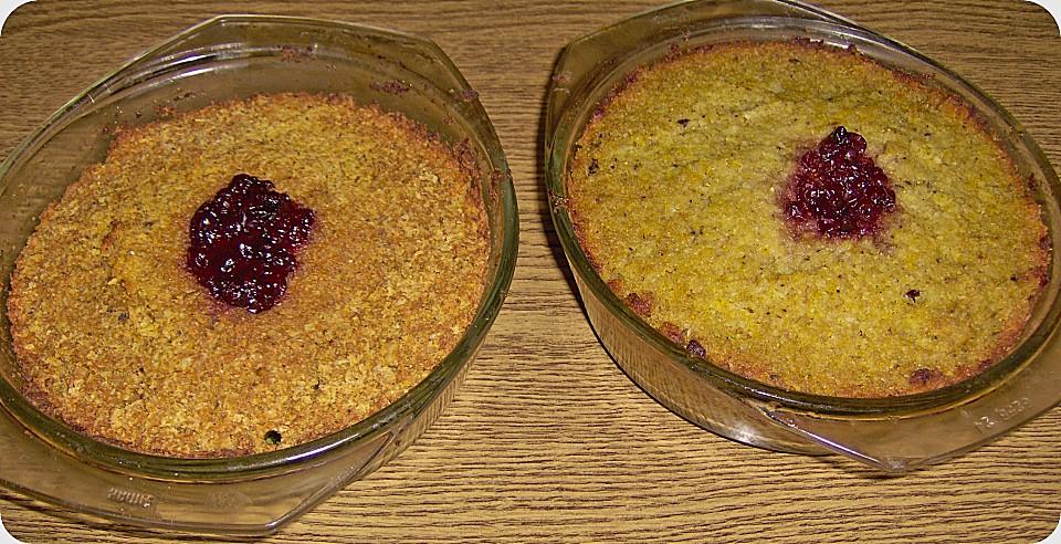 Kuchen mit topinambur