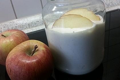 Zimt-Apfel-Joghurt 11