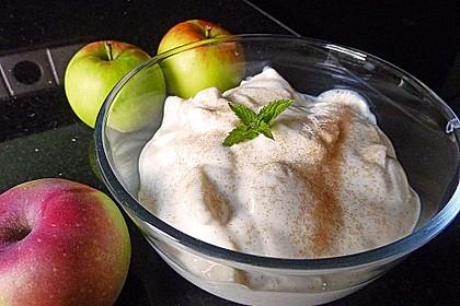 Zimt-Apfel-Joghurt 1