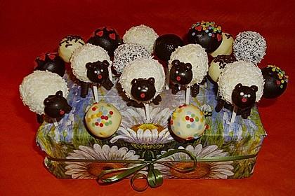 Coconut Cake Pops 9