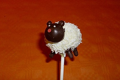 Coconut Cake Pops 9
