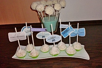 Coconut Cake Pops 11
