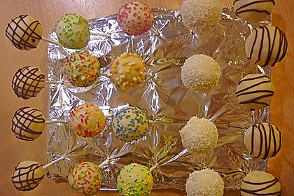 Coconut Cake Pops 20