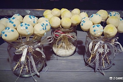 Lemon Cake Pops 45