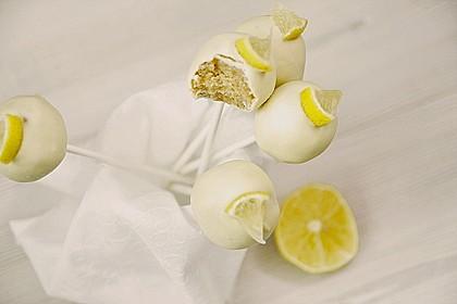 Lemon Cake Pops 1