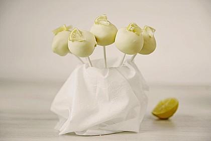 Lemon Cake Pops 8