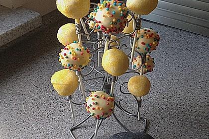 Lemon Cake Pops 14