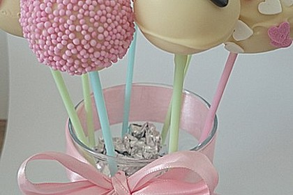 Lemon Cake Pops 0
