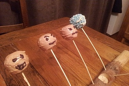 Lemon Cake Pops 41