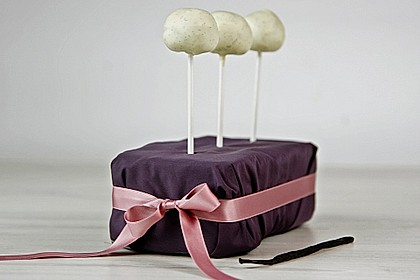 Vanille Cake Pops 55