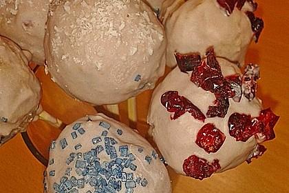 Vanille Cake Pops 113