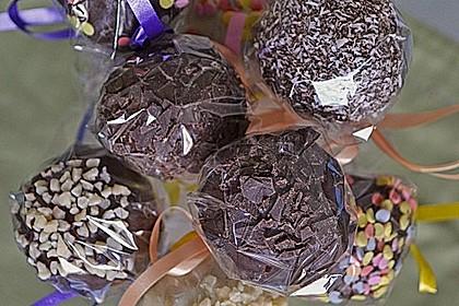 Vanille Cake Pops 50