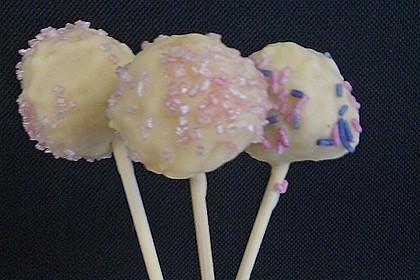 Vanille Cake Pops 106