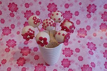 Vanille Cake Pops 5