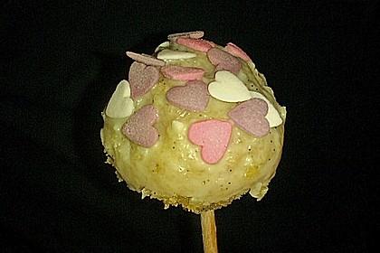 Vanille Cake Pops 110