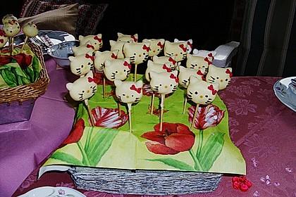 Vanille Cake Pops 32