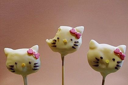 Vanille Cake Pops 13