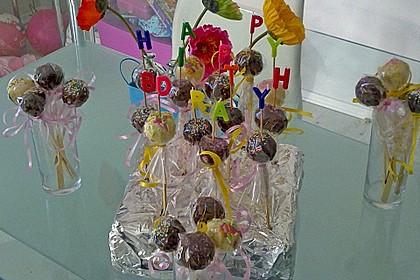 Vanille Cake Pops 59