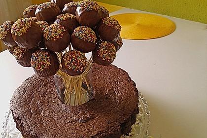 Vanille Cake Pops 40