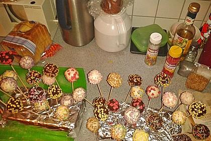Vanille Cake Pops 105