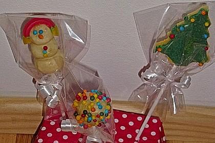 Vanille Cake Pops 96
