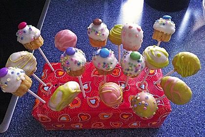 Vanille Cake Pops 52