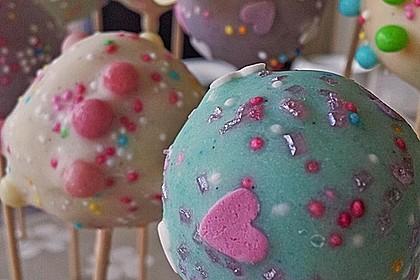 Vanille Cake Pops 58