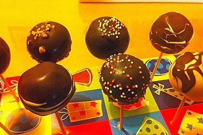 Vanille Cake Pops 100