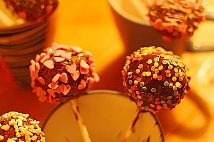 Vanille Cake Pops 75