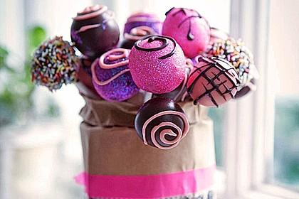 Vanille Cake Pops
