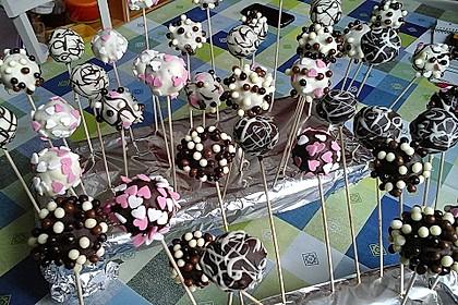 Vanille Cake Pops 20