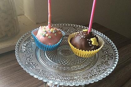 Vanille Cake Pops 86