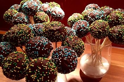 Vanille Cake Pops 22
