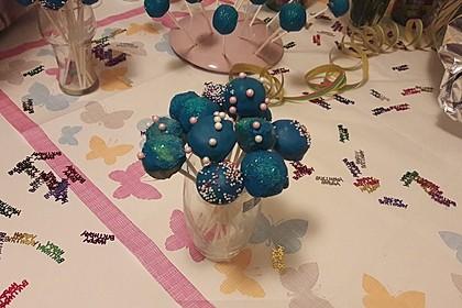 Vanille Cake Pops 90