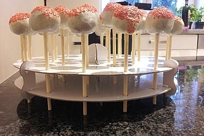 Vanille Cake Pops 89