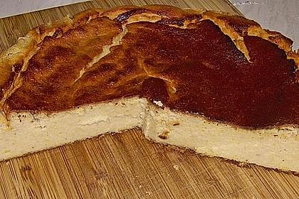Quark-Bananen-Rum Kuchen